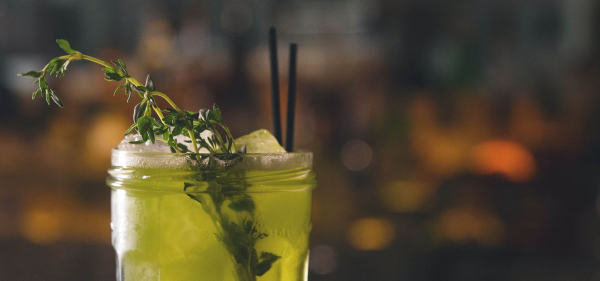 """""""French Carousel"""" is September's Cocktail of the Month!"""