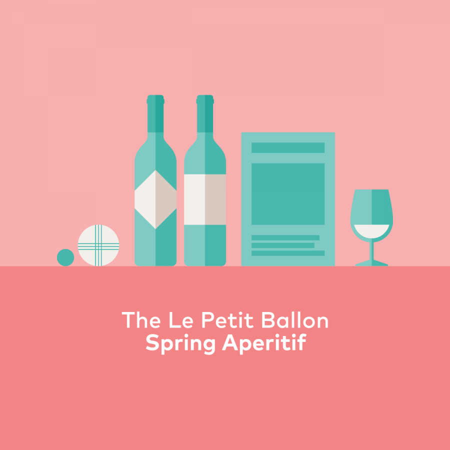 Le Petit Ballon wine-tasting at Baranis – 25th May from 6pm