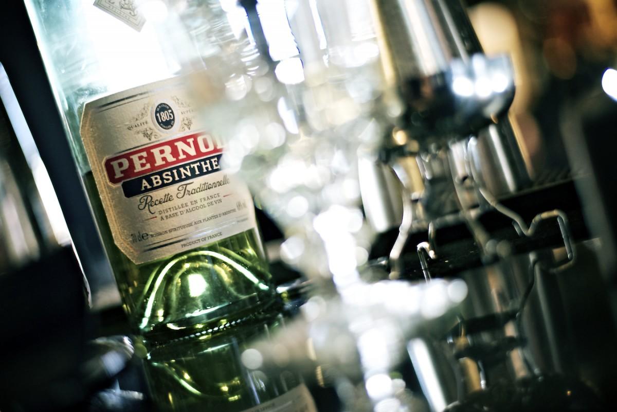 Baranis & Pernod Absinthe presents… l'heure de l'apero!